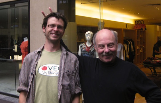 james howard kunstler and adam grubb from permablitz