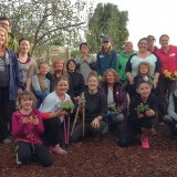 Permaculture Working Bee 310515 group photo saved for web