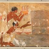 Gathering Honey - Rekhmire Tomb 18th Dynasty