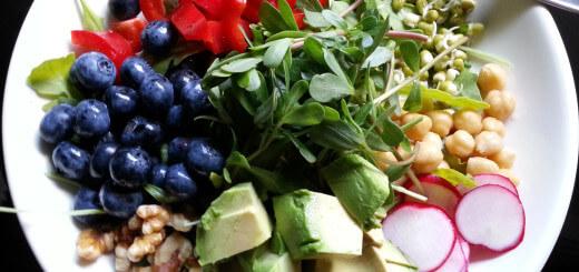 salad-with-purslane